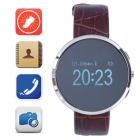 "Aoluguya E47 Smart Watch w/ 0.95"" OLED, Remote Shutter, Pedometer, Sleep Monitor, Anti-lost"