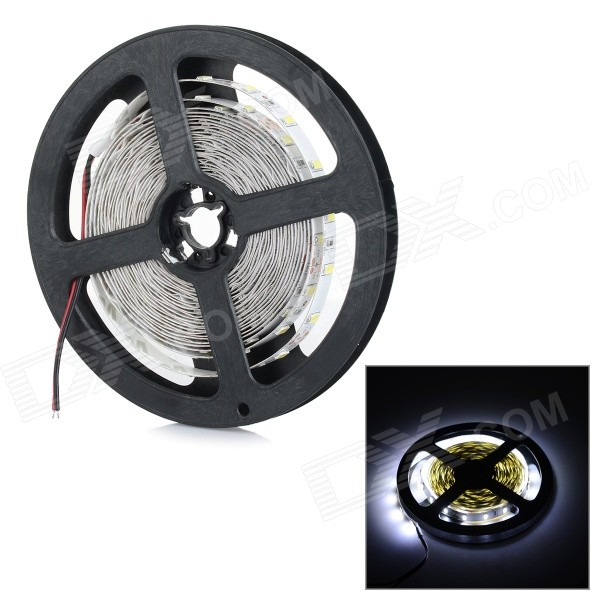 JRLED 72W LED Bluish White Light Strip w/ Controller (5m)