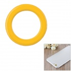 Protective Aluminum Alloy Lens Guard Ring Sticker for IPHONE 6 - Golden