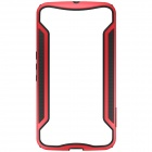 NILLKIN Protective PC + TPU Bumper Frame Case for Moto Nexus 6 - Red + Black