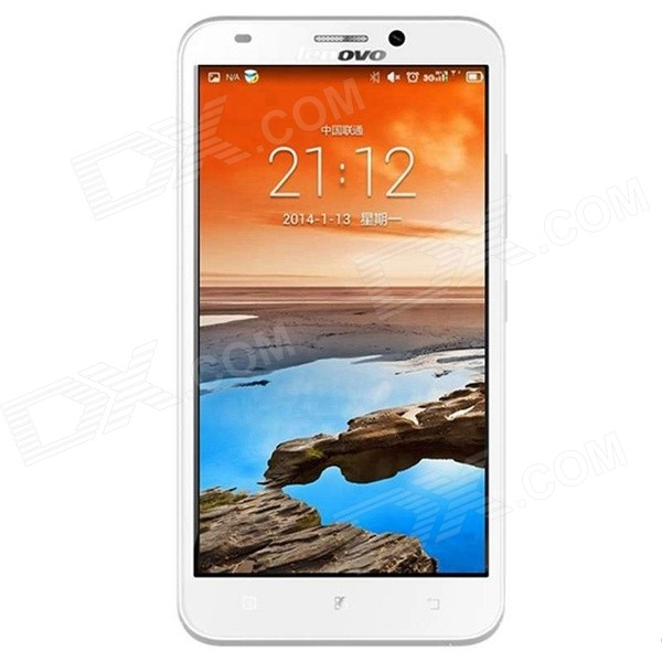 Lenovo A916 Octa-Core Android 4.4 3G Phone w/ 1GB, 8GB ROM--White