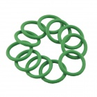 CARKING 8-Size Car Air Condition Seal O Ring Storage Case - Green