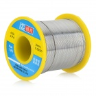 JL 0.5mm 63SN / 37PB Active Free-Washing Soldering Tin Wire - Silver + Yellow (400g)
