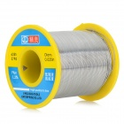 JL 0.6mm 63SN/37PB Active Free-Washing Soldering Tin Wire - Silver + Yellow (400g)
