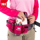 NatureHike Outdoor Sports Cycling Gadgets Storage Waist Bag - Pink