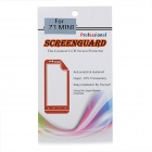 Buy Clear PET Screen Protector Film Guard Sony Z3 Mini / Compact - Transparent (5 PCS)