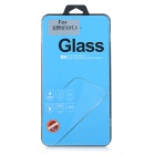 Clear Tempered Glass Screen Protector Film Guard for Motorola NEXUS 6 - Transparent