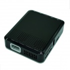 OURSPOP S-83 Mini Portable Home Cinema 1080P DLP Projector w/ TF / HDMI / AV In - Black
