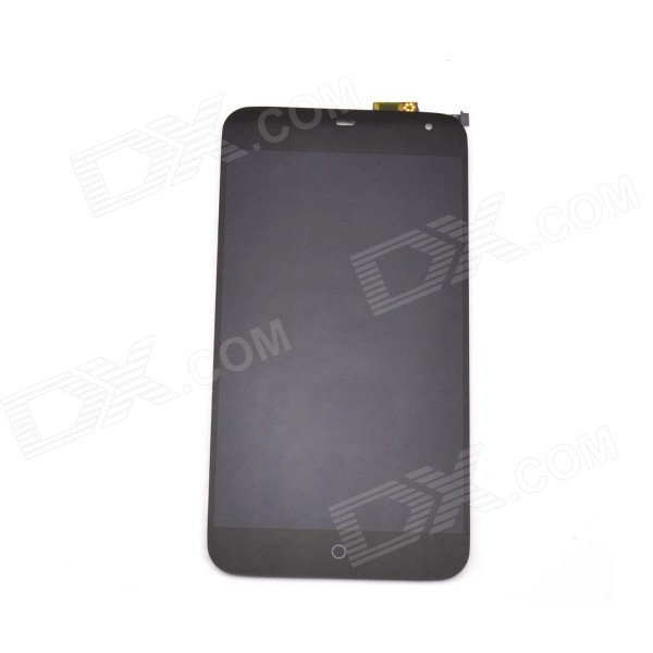 Replacement LCD Touch Screen for Meizu MX3 - Black