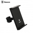 Baseus SUGENT-DH01 360 Degree Rotary Car Seat Back Mount Holder for Tablets - Black