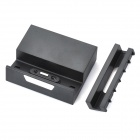 1-Slot Charging Dock + 4 Slots + Charging Cable for SonyZ3 Mini -Black