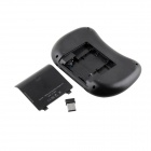iPazzPort KP-810-21L 2.4GHz USB Mini 92-Key Keyplaca- Preto