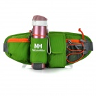 NatureHike Outdoor Sports Cycling Waist Bag for Cellphone / Water Bottle / Gadgets Storage - Green