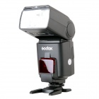 "Godox 2.0"" LCD GN58 High-Speed i-TTL Flash Speedlite for Nikon DSLR Cameras - Black (4 x AA)"