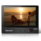 "Aputure VS-2 V-Screen 7"" LCD HDMI Monitor w/ Flexible Arm Kit for DSLR + More - Black (AU Plug)"