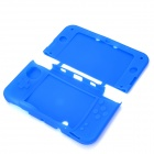 Protective Silicone Full Body Case Shell for 3DS XL - Blue