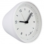 Stylepie DC001T Lovely Jelly Style Gravity Control Alarm Clock - White (1 x AA)