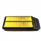 Car Plastic Air Filter for HONDA Accord 2003~2007 4DR - Black + Yellow