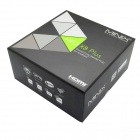 MINIX NEO X8 plus Android 4.4.2 TV box + M1 lucht muis - zwart, EU