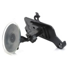 Rotatable Suction Cup Car Mounted Holder Bracket for IPHONE 6 - Black