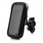 Bike Mounted Water Resistant Phone Bag for Sony Xperia Z3 Compact / Z3 MINI - Black