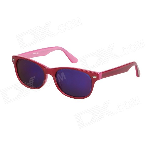 OREKA Children's Polarized Sunglasses - Deep Pink + Light Pink