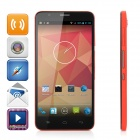 "TCL S720 Android 4.2 Octa-Core WCDMA Bar Phone w/ 5.5"" Screen, 8GB ROM, Wi-Fi and GPS - Black + Red"