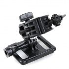 PANNOVO Gun / Fishing Rod / Sportsman Mount for GoPro 3+ / 4 - Black