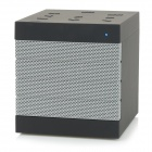 Portable Bluetooth V4.0 Speaker w/ NFC / TF / 3.5mm / Micro USB - Black