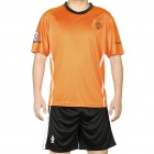 Netherlands National Football/Soccer Team Sports Suit - XXXL ( Red Orange + Black)