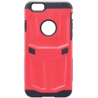 NILLKIN Stronger Series TPU + PC Back Cover Case Armor for IPHONE 6 - Red