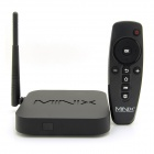 MINIX NEO Z64 Quad-Core-Android 4.4.4 TV Player w / 2 GB RAM, 32 GB ROM, Bluetooth, XBMC, UK-Stecker