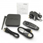 MINIX NEO Z64 Android 4.4 TV Player w/ 2GB RAM, 32GB ROM - Black (UK)