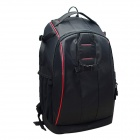 Fashionable FPV Travel Nylon Shoulders Bag Backpack for DJI Phantom Quadcopter - Black