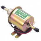 NEJE ZJ0055-1 12V Electric Diesel Petrol Fuel Pump - Gold