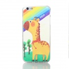 Cartoon Pattern Protective PC + TPU Back Case Cover for IPHONE 6 PLUS - Multicolored