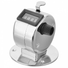 2-in-1 Stainless Steel Desktop and Handheld Tally Counter