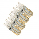 YouOKLight G9 3W 300lm 64-SMD 3014 Warm White Light Bulb Lamp (4PCS)