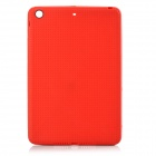 Protective TPU Back Case Cover for IPAD MINI 3 - Watermelon Red