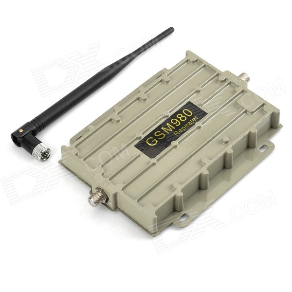 GSM980 GSM Indoor Signal Booster for Cellphone - Mud Color