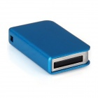 Ourspop OP-34 Little Book Style USB 2.0 Flash Drive - Blue (4GB)