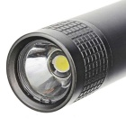 TANGSPOWER TP-7119R 1W 30lm LED White Flashlight - Dark Grey (1*AAA)