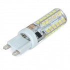 Jr-led G9 6W lámpara de luz LED de 3 colores - blanco + amarillo (ac 220V)