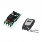 ZnDiy-BRY 1-CH Remote Control Switch + Single Button Controller Kit