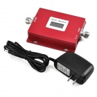 "Mini 1.3"" Display 3G Phone Signal Repeater - Red"