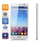 "Android 4.4.4 Quad-Core 4G FDD-LTE Phone w/ 5.5"" IPS LCD / 1GB RAM / 8GB ROM / Wi-Fi / GPS - White"