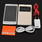Z7 android 4.4 dual core 3G-telefoon w / 512MB, 4GB ROM - wit