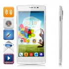 "Z7 Android 4.4 Dual Core 3G Phone w/ 5.0"" qHD, 4GB ROM, GPS, WiFi, BT - White"