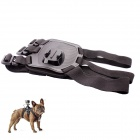 PANNOVO G-796 Adjustable Pet Dog Chest Shoulder Strap Mount for GoPro Hero 4 / 2 / 3 / 3+ / SJ4000