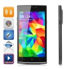 "JIAKE V17 Android 4.4.2 Dual-Core 3G Phone w/ 5.0"", 4GB ROM, Wake-up, GPS, Wi-Fi - Black"
